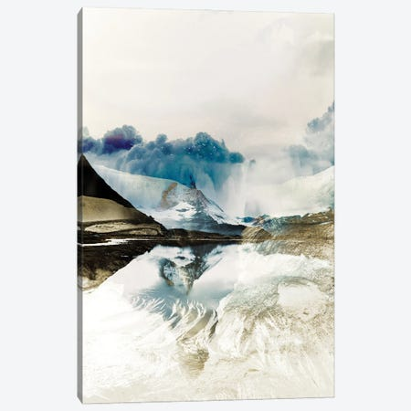 The Rising II Canvas Print #FBK444} by Design Fabrikken Canvas Artwork
