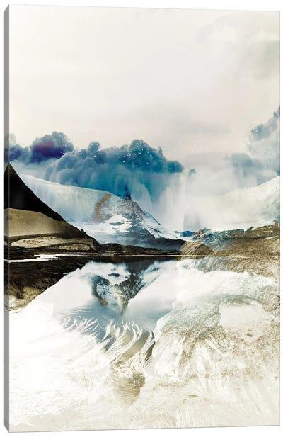 The Rising II Canvas Art Print