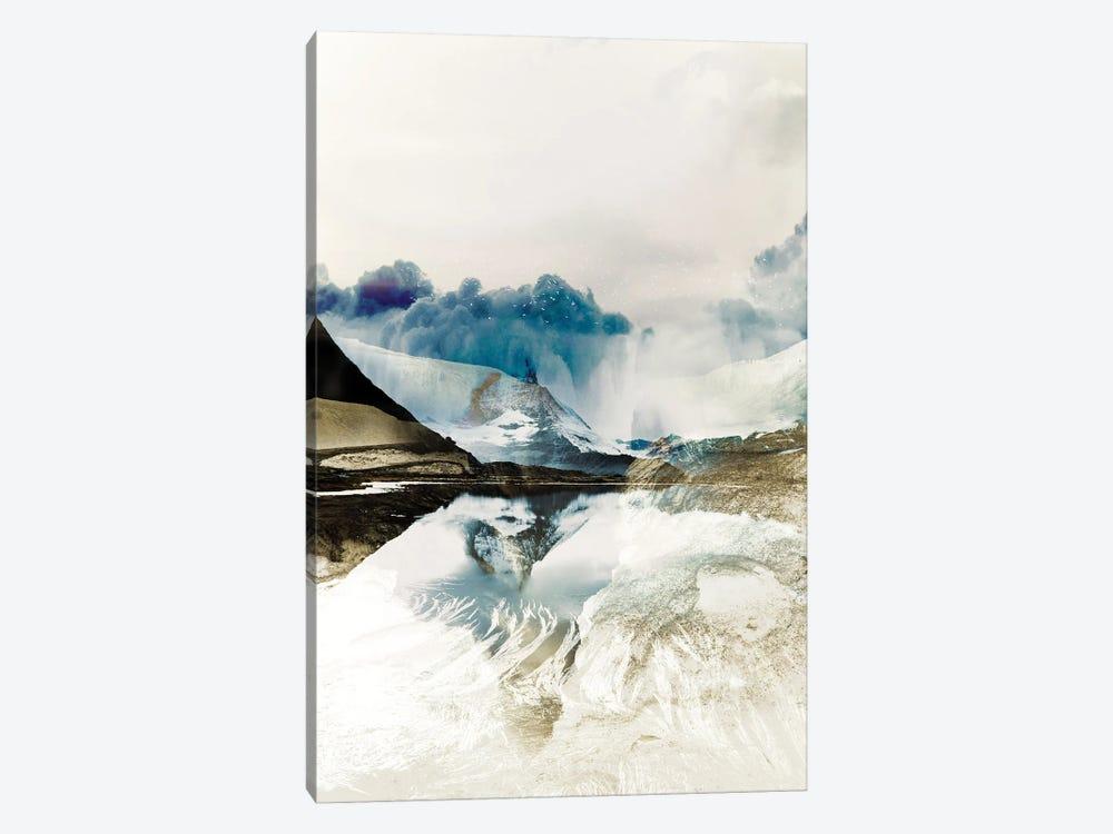 The Rising II by Design Fabrikken 1-piece Canvas Wall Art
