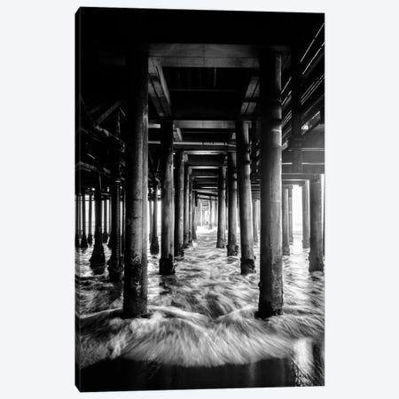 Under the Bridge Canvas Print #FBK463} by Design Fabrikken Canvas Art Print