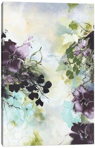 Flower Blush II Canvas Art Print