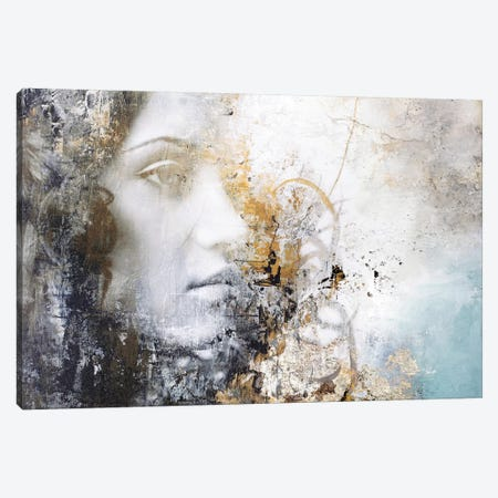 Gradient Canvas Print #FBK61} by Design Fabrikken Canvas Art Print