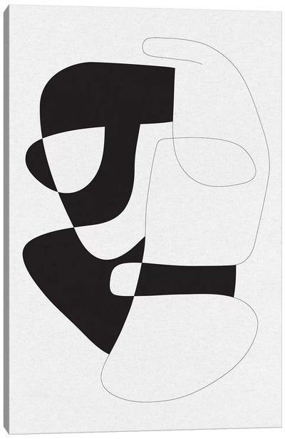 Graphical III Canvas Art Print