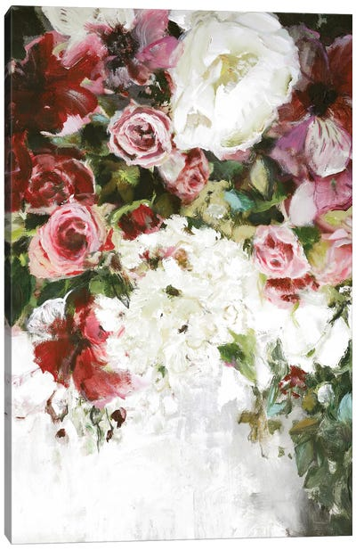 Light Blossom Canvas Art Print
