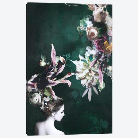 Haute Couture VI Canvas Print #FBK8} by Design Fabrikken Canvas Art