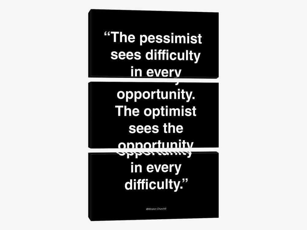 Opportunity by Design Fabrikken 3-piece Canvas Print