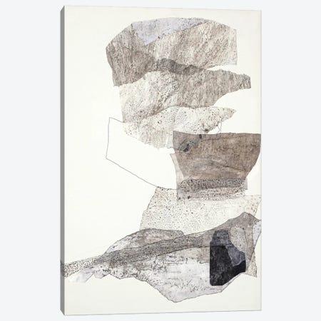 Organza II Canvas Print #FBK95} by Design Fabrikken Art Print
