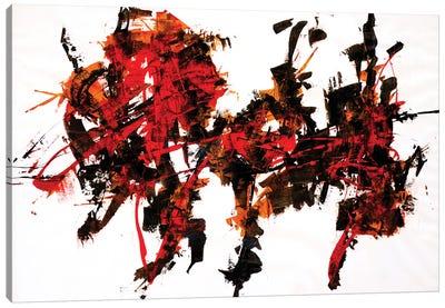 Synesthesia III Canvas Art Print