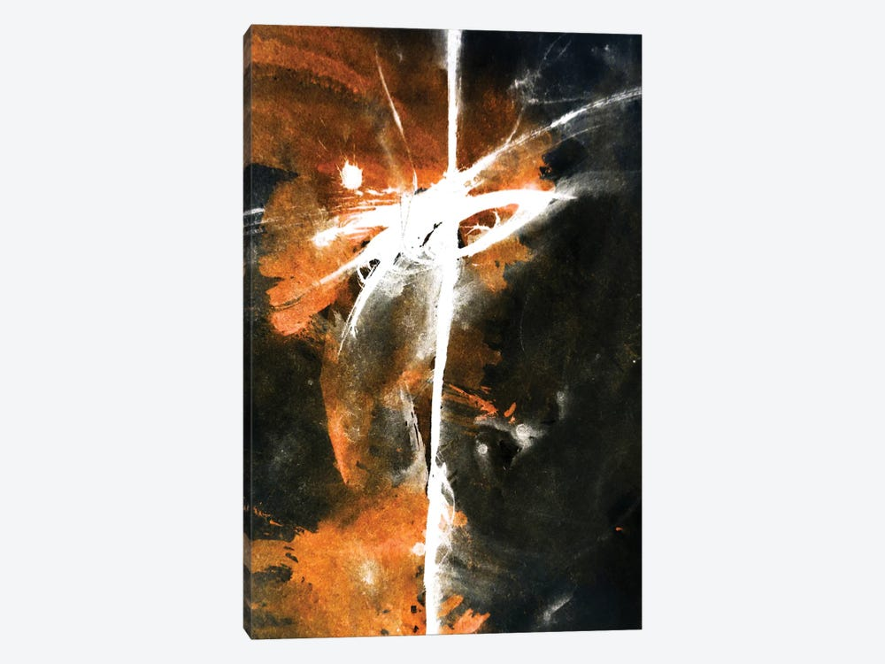 Limbic V by Francesco D'Adamo 1-piece Canvas Art Print