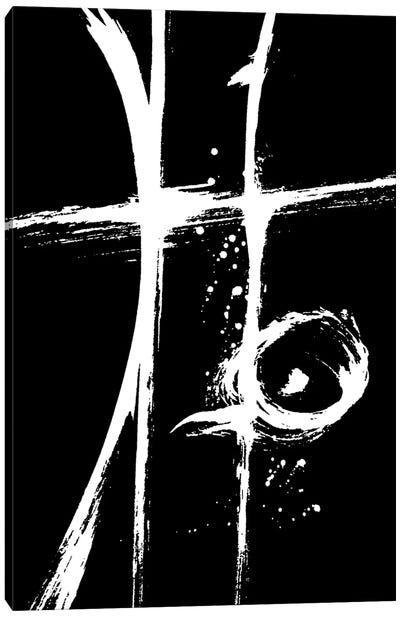 Monodia IX Canvas Art Print
