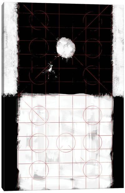 Genesis Day 1: Light, 2014 Canvas Art Print