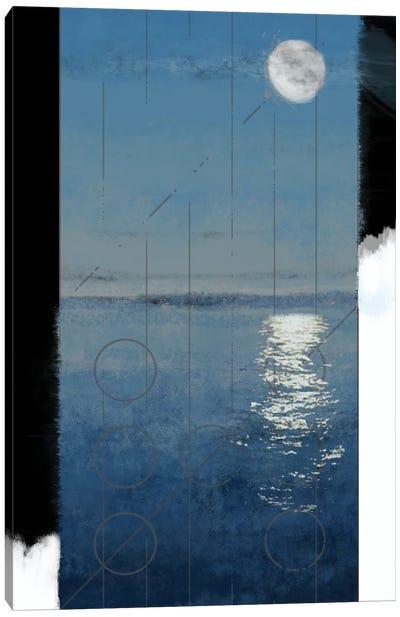 Genesis Day 2: Waters, 2014 Canvas Art Print