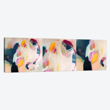 Bundled Parallels Triptych Canvas Print Set #FDR3HSET001} by 5by5collective Canvas Print