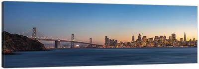 San Francisco Canvas Art Print