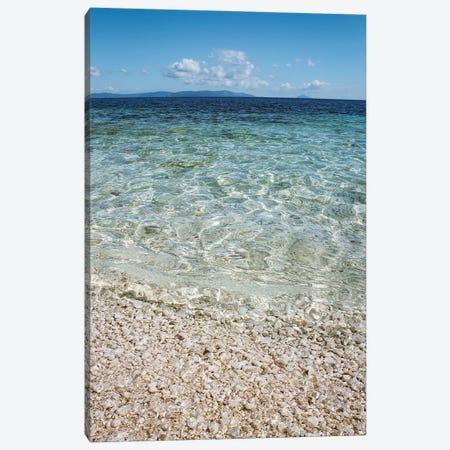 Crystal Clear Ocean Canvas Print #FEN117} by Alyson Fennell Canvas Art