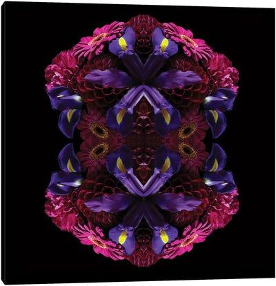 Floral Nirvana Canvas Art Print