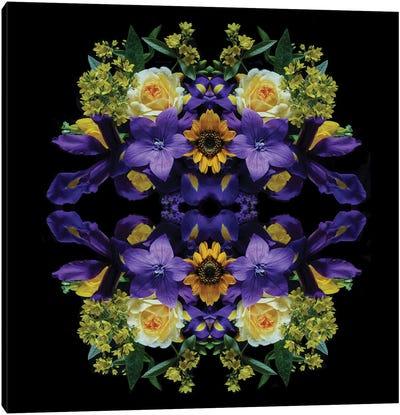 Flowers Of Eden Canvas Art Print