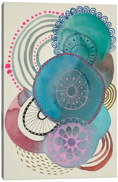 Irresistible II Canvas Art Print