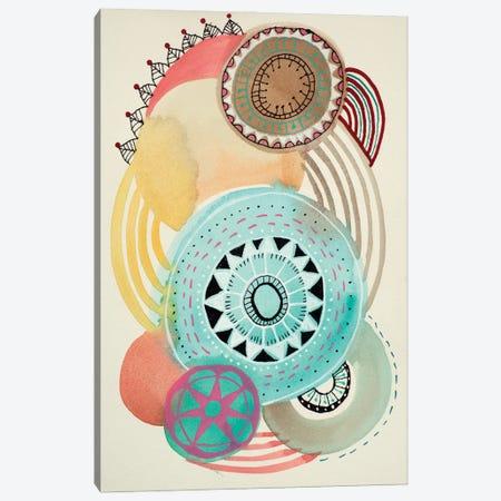 Irresistible IV Canvas Print #FES18} by Faith Evans-Sills Art Print