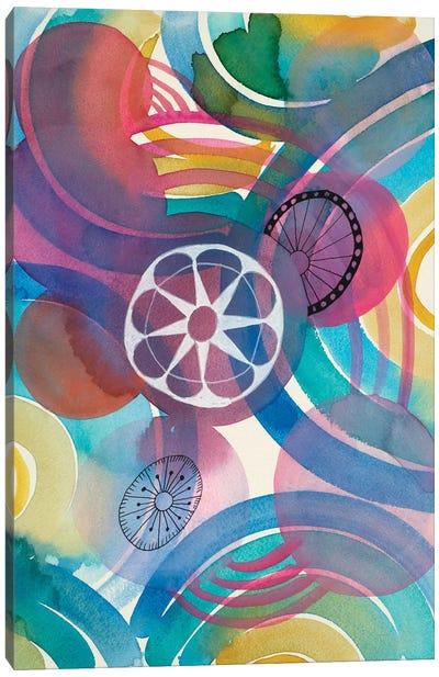 Joyful II Canvas Art Print