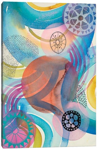 Joyful III Canvas Art Print
