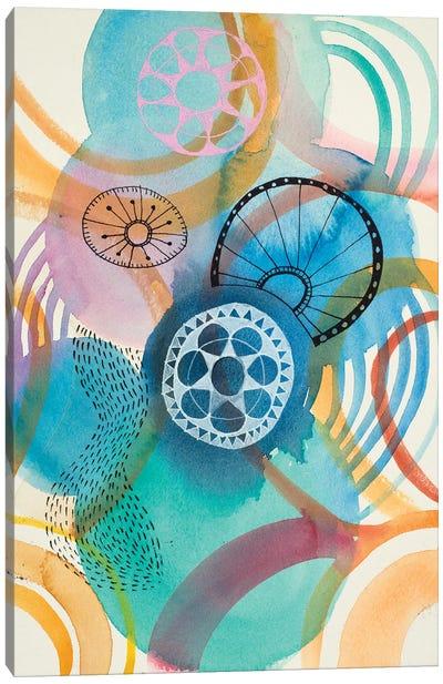 Joyful IV Canvas Art Print