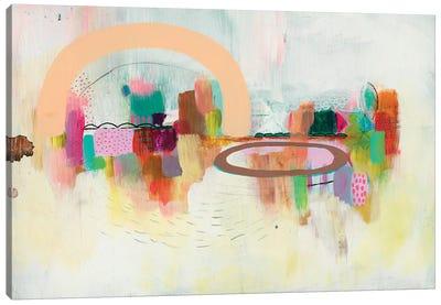 Ripples Canvas Art Print