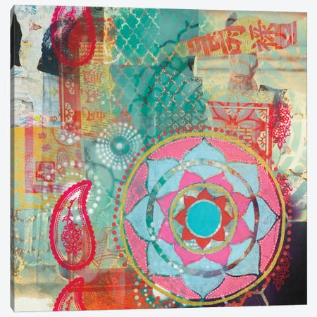 Spherical Light Canvas Print #FES36} by Faith Evans-Sills Canvas Art