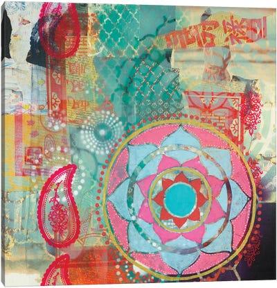 Spherical Light Canvas Art Print