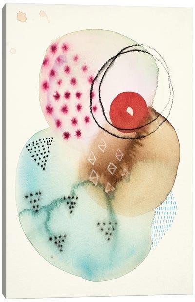 Splash I Canvas Art Print