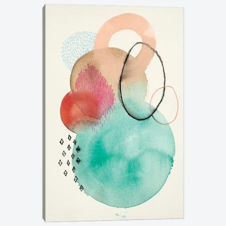 Splash II Canvas Print #FES39} by Faith Evans-Sills Canvas Art Print