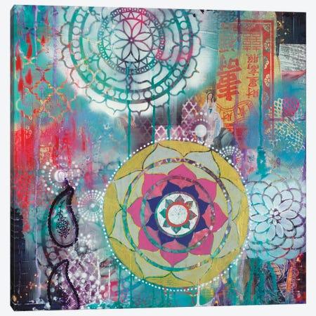 Star Rondure I Canvas Print #FES42} by Faith Evans-Sills Canvas Art