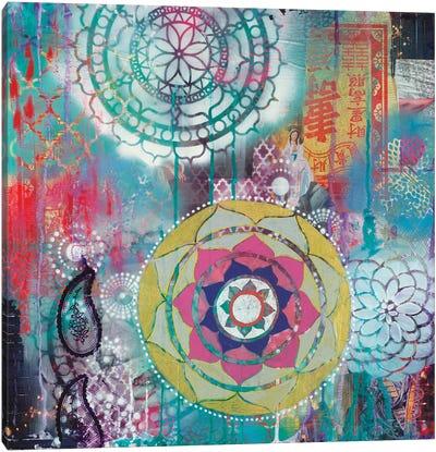Star Rondure I Canvas Art Print