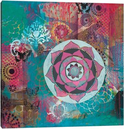 Star Rondure II Canvas Art Print