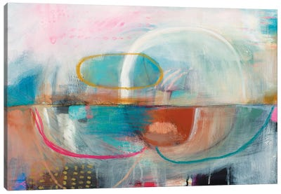 The Dome Canvas Art Print