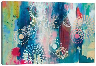 Wheel Fun Canvas Art Print