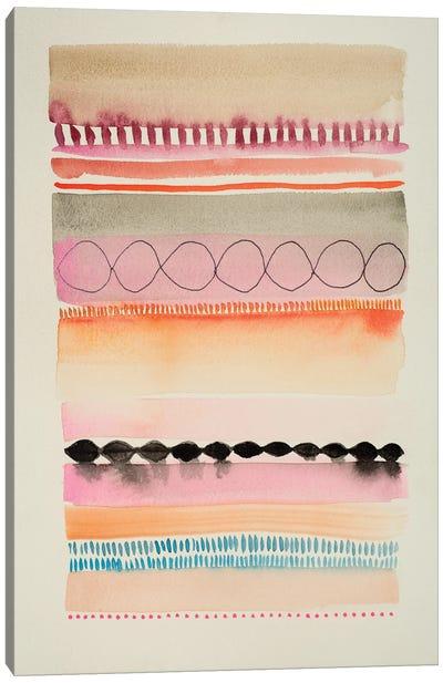 Boundary I Canvas Art Print