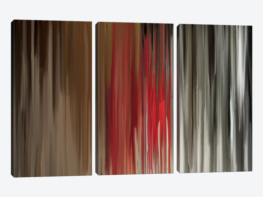 Object & Reality by 5by5collective 3-piece Canvas Artwork