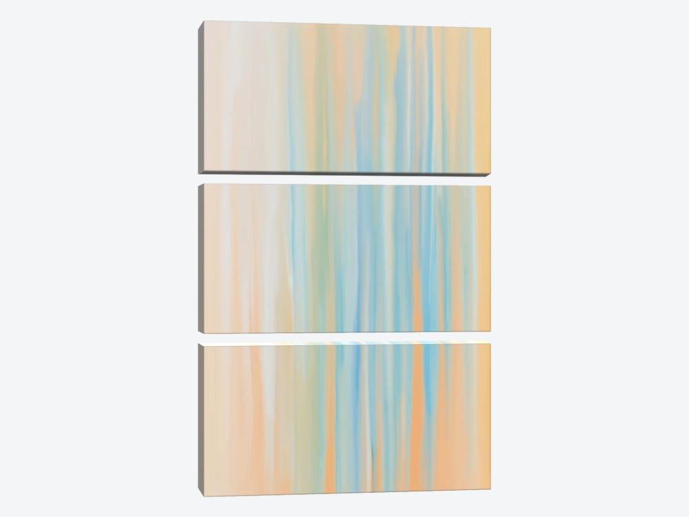 Soft Summer by 5by5collective 3-piece Canvas Art