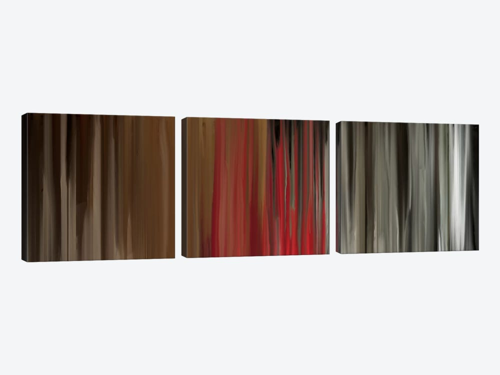 Entity by 5by5collective 3-piece Canvas Artwork