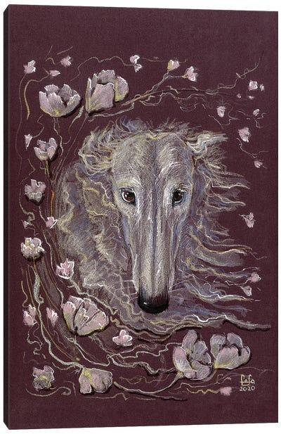 A Springtime Canvas Art Print