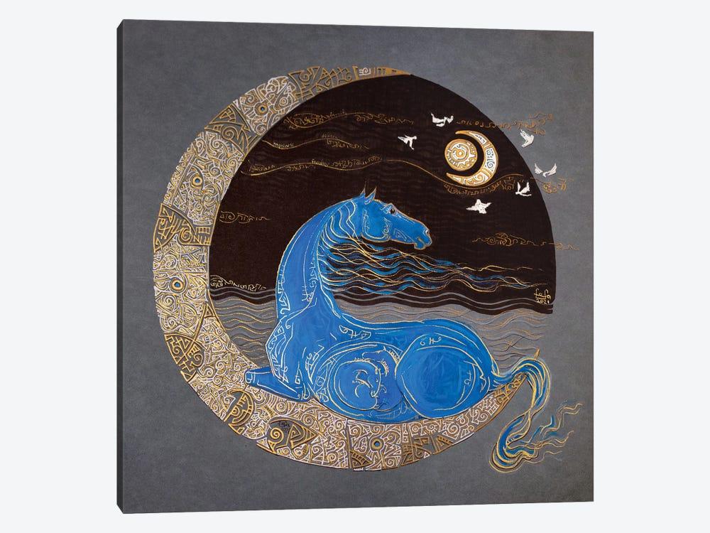 The Ninth Month by Fefa Koroleva 1-piece Art Print