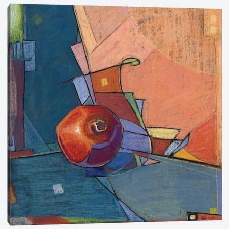 A Morning Pomegranate Canvas Print #FFK70} by Fefa Koroleva Art Print