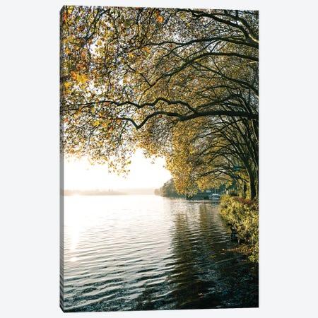 German Lake II Canvas Print #FFM179} by Fabian Fortmann Canvas Print