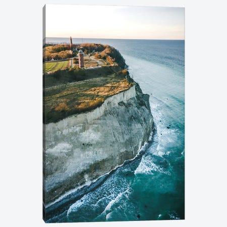 Cape Arkona Canvas Print #FFM7} by Fabian Fortmann Art Print