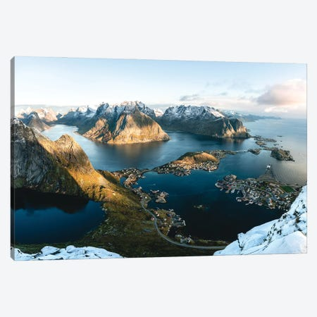Europe's Best View Canvas Print #FFM93} by Fabian Fortmann Canvas Print