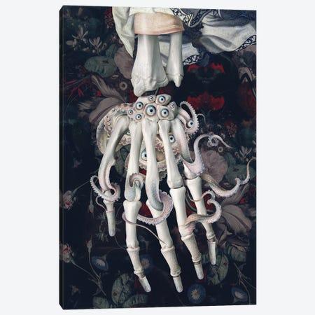 Evil Eye Canvas Print #FFO41} by FFO Art Canvas Art