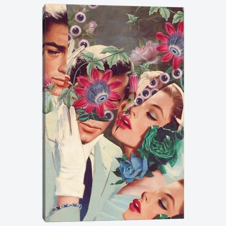 Passiflora Canvas Print #FFO9} by FFO Art Canvas Wall Art