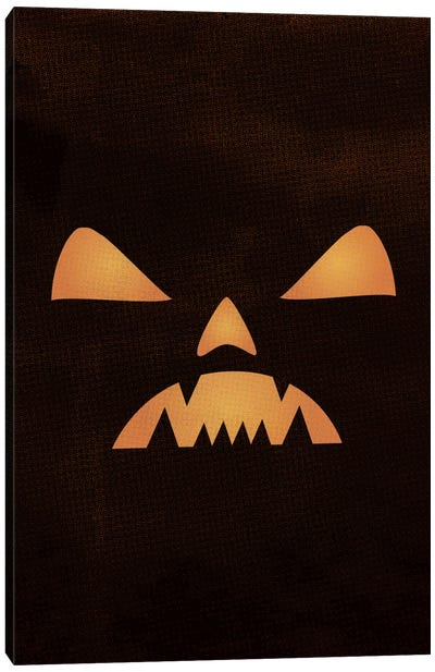 The Nightmare Of The Jack-O'-Lantern Lantern Canvas Art Print