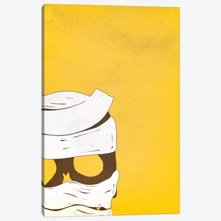 Toilet Paper All Over Your Head Canvas Print #FFU7} by 5by5collective Canvas Wall Art